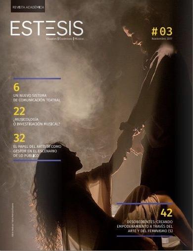 Revista Estesis 3