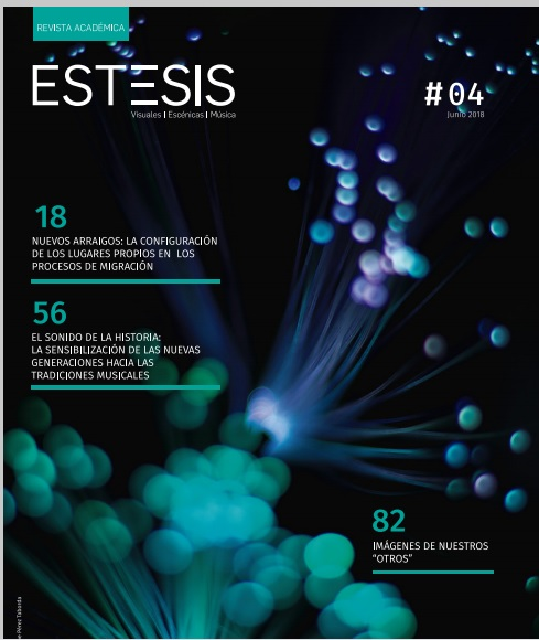 Revista Estesis 4